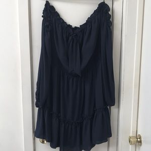 Clover and Sloane off the shoulder dress NWT xl